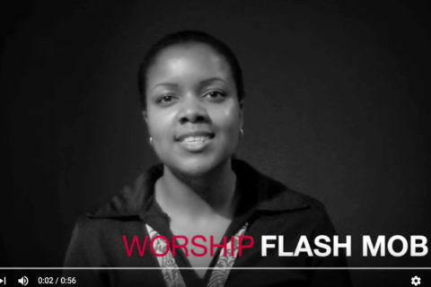 Worship Flash Mob Promo – Toronto Dundas Square